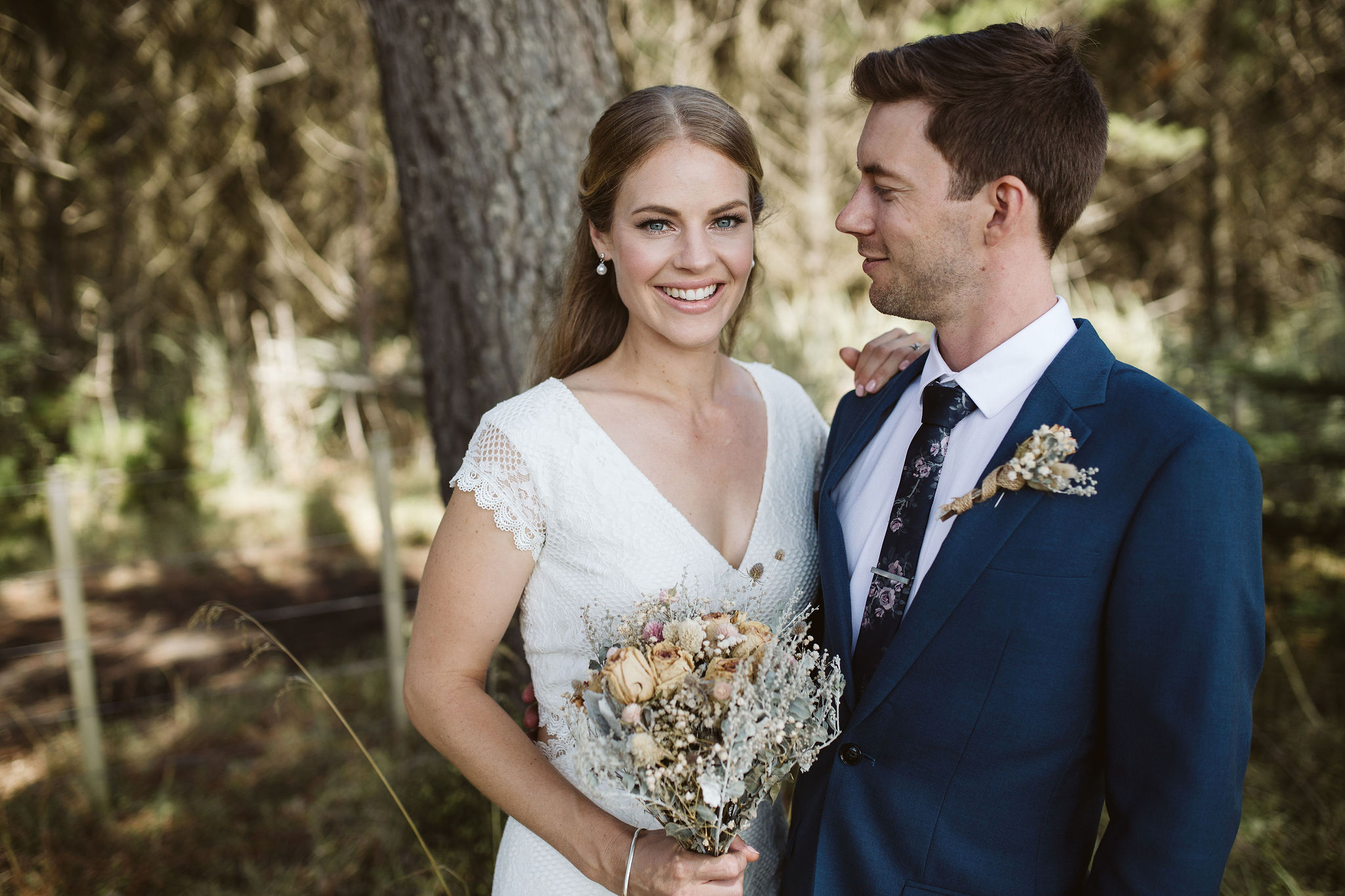 auckland bride hair and makeup