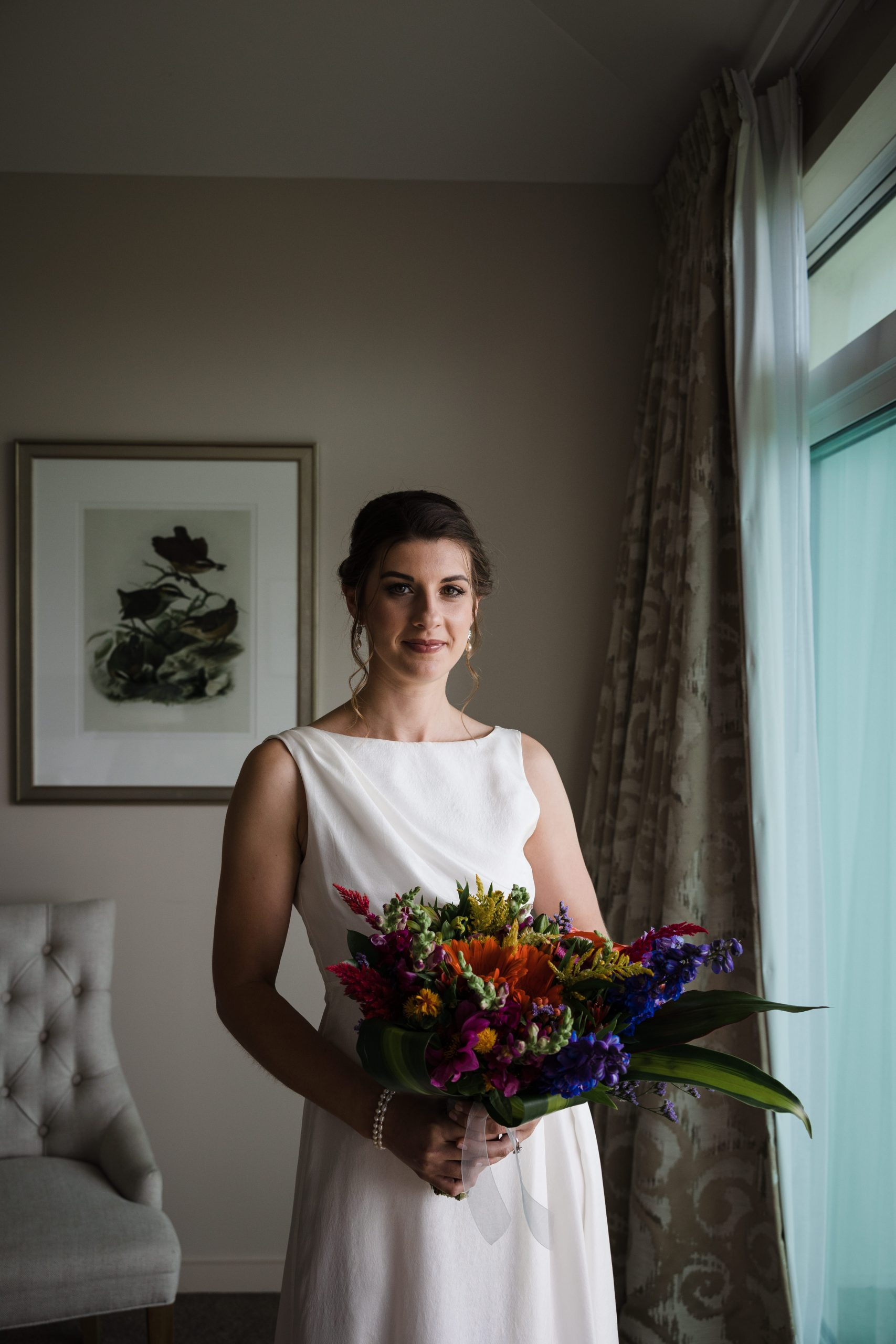 west auckland bride hair and makeup